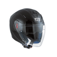 AGV Blade Gloss Black Open Face Helmet