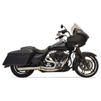 Bassani Road Rage 3 2 into 1 Exhaust Stainless Steel Short Megaphone