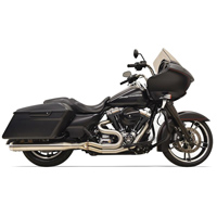 Bassani Road Rage 3 2 into 1 Exhaust Stainless Steel Straight Can