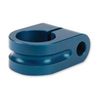 Rooke Blue Milled 7/8″ Mirror Mount