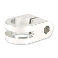 Rooke Raw Slotted 7/8″  Mirror Mount