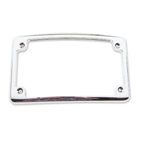 Milwaukee Twins LED Curved License Plate Frame