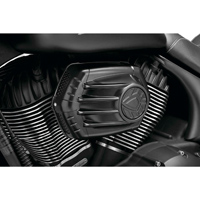 Kuryakyn Spear Air Cleaner Satin Black
