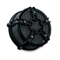 Crusher ECE Compliant Mach 2 CO-AX Air Cleaner Black