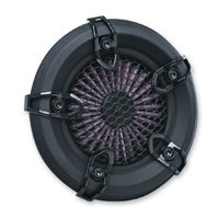 Crusher Revolt Air Cleaner Satin Black