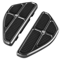 Roland Sands Design Contrast Cut Boss Passenger Floorboards