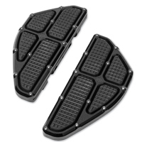 Roland Sands Design Black Ops Traction Passenger Floorboards
