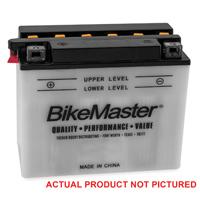 BikeMaster Conventional Battery