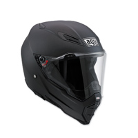 AGV AX-8 Evo Naked Matte Black Full Face Helmet