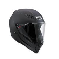 AGV AX-8 Evo Naked Matte Black Full Face Helmet