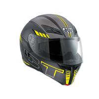 AGV Numo Evo ST Portland Yellow Modular Helmet