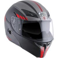 AGV Numo Evo ST Portland Red Modular Helmet