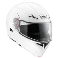 AGV Numo Evo ST White Modular Helmet