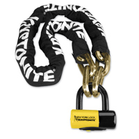 Kryptonite New York Fahgettaboudit Chain with Disc Lock