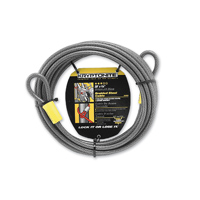 Kryptonite Kryptoflex Looped Cable 30′