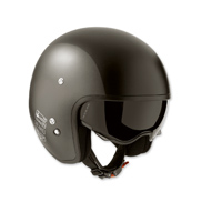 AGV Diesel Hi-Jack Grey/Black Open Face Helmet