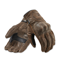 REV′IT! Men's Palmer Brown Leather Gloves