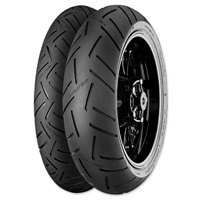 Continental Sport Attack 3 110/70ZR17 54 Front Tire