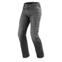 REV′IT! Men's Philly 2 Vintage Dark Gray Jeans
