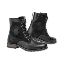 REV′IT! Men's Regent Black Leather/Suede Boots