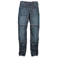Speed and Strength Men's Rage With The Machine Blue Jeans