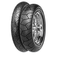 Continental Milestone Mileage Plus MU85B16 Wide Whitewall Rear Tire