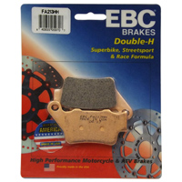 EBC Front/Rear Sintered Brake Pads