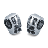 Kuryakyn Chrome Switch Housings