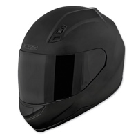 Speed and Strength SS700 Solid Speed Matte Black Full Face Helmet