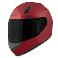 Speed and Strength SS700 Solid Speed Gloss Wineberry Full Face Helmet