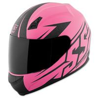 Speed and Strength SS700 Hamer Down Matte Pink Full Face Helmet