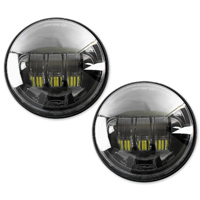 Cyron 4-1/2″ LED Black Passing Lamps