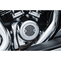 Kuryakyn Mesh Timing Cover Chrome
