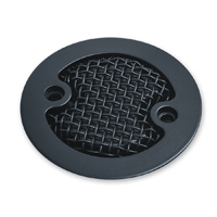 Kuryakyn Mesh Timing Cover Black