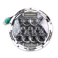 Cyron 7″ LED Chrome
