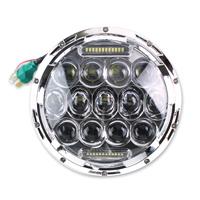 Cyron 7″ LED Chrome