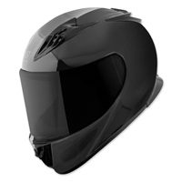Speed and Strength SS3000 Solid Speed Gloss Black Full Face Helmet