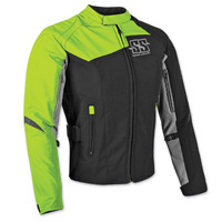 Speed and Strength Women's Back Lash Hi-Viz Textile Jacket
