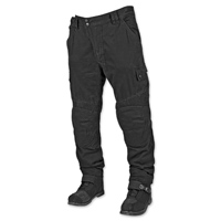 Speed and Strength Men's Dogs of War Black Pants