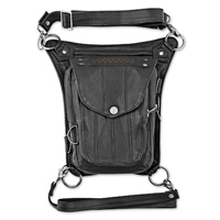Speed and Strength Women's Speed Society Leather Hip Bag