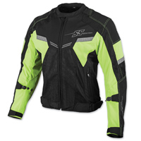 Speed and Strength Men's Power and the Glory Hi-Viz Mesh Jacket
