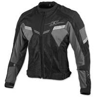 Speed and Strength Men's Power and the Glory Silver Mesh Jacket