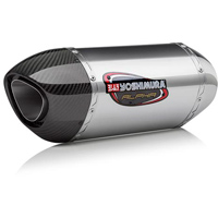 Yoshimura Alpha Street Series Slip-On Muffler