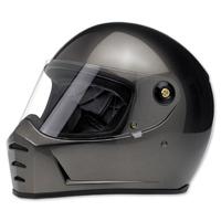 Biltwell Inc. Lane Splitter Bronze Metallic Full Face Helmet