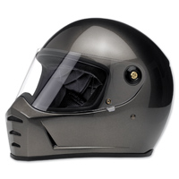 Biltwell Inc. Lane Splitter Bronze Metallic Full Face Helmet