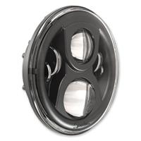 J.W. Speaker 7″ LED Black Evolution 2 Headlight