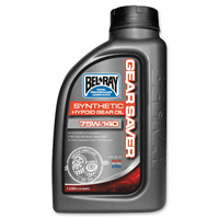 Bel-Ray 75W140 Gear Saver Synthetic Hypoid Gear Oil
