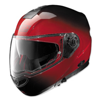 Nolan N104 Absolute Red Fade Full Face Helmet