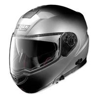 Nolan N104 Absolute Fade Silver Full Face Helmet