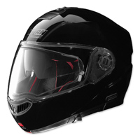Nolan N104 Absolute Gloss Black Full Face Helmet